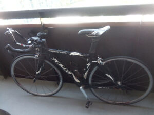 Specialized Transition Elite Triathlon Bike