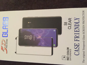 Glass screen protector (iPhone/Samsung)