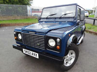 2002 Land Rover 90 Defender 2.5 Td5 - 112000mls - KMT Cars