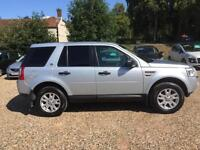 2010 Land Rover Freelander 2 2.2 TD4 XS SUV 5dr Diesel Automatic 4x4 (214