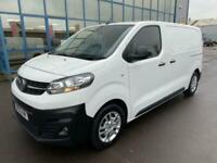 2019 Vauxhall Vivaro L1 2700 1.5d 100PS Dynamic H1 Van Panel Van Diesel Manual