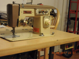 Sewing machine a coudre Montcalm 661 and table PRO