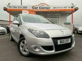 image for 2011 Renault Scenic DYNAMIQUE TOMTOM DCI used cars MPV Diesel Manual