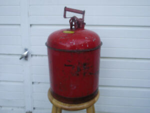 5 Gallon Eagle Safety Gas Can Kingston Kingston Area image 4