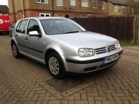 2003 Volkswagen Golf 1.6 SE Hatchback 5dr Petrol Manual (170 g/km, 105 bhp)