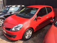 Clio 1.4 s 2006 new shape only 75000 miles