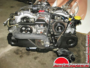 Subaru Legacy Outback Engine JDM EJ20 Sohc EJ25 Sohc Replacement