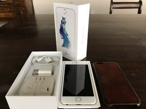 iPhone 6s - Silver 128 GB