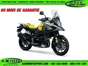 2018 Suzuki V-Strom 1000 ABS DL1000 45.42$/SEMAINE