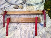 Ladder Roof Jacks - 2 sets