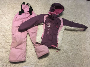 Size 6/7 Winter Snowsuit