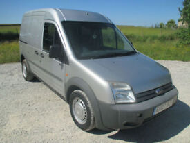 Ford Transit Connect 1.8TDCi ( 110PS ) H/Roof T230 LWB LX