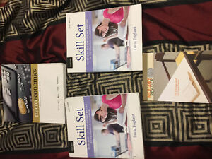 Selling Some of the Accounting text books
