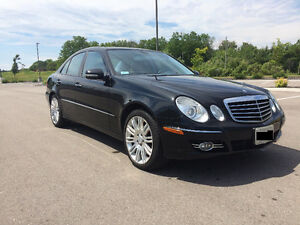 2007 Mercedes-Benz E-Class 350 4MATIC Sedan: Sport & Premium