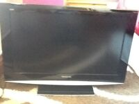 "37"" Panasonic Viera TV"