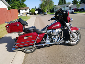 2006 Harley Davidson Electric Glide Classic