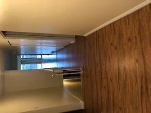 3 bedroom & 1 washroom BSMT with Seperate Laundry