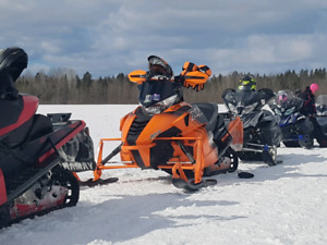 2014 arctic cat XF 7000 limited 4 stroke 137 inch