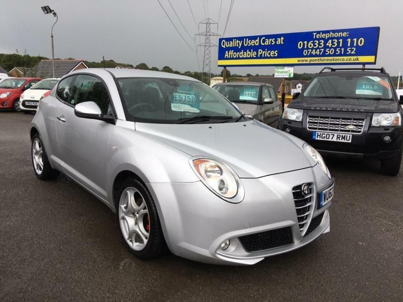 2012 alfa romeo mito 1 3 jtdm distinctive 3dr in caerleon newport gumtree. Black Bedroom Furniture Sets. Home Design Ideas