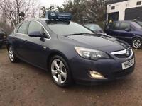 2010 Vauxhall Astra SRi 1.7CDTi Full Service History 12 Months Mot *81k MILES*