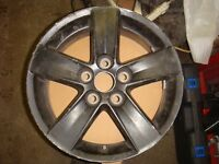 "Set of USED 16"" OE Mitsubishi Rims with OE TPMS"