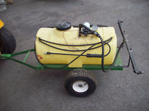 Brinly-Hardy 50 gal Sprayer