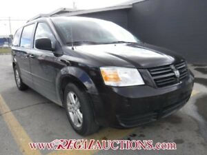 2010 DODGE GRAND CARAVAN  4D WAGON