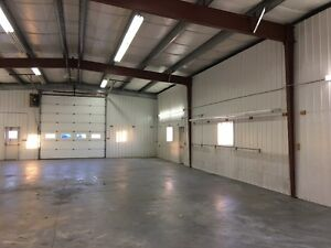 RENT HEATED SHOP, UTILITES INCL, SECURED ACCESS, PARKING Rimbey