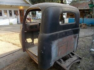 1951, 4 door sedan; and classic truck parts
