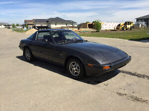 1982 Mazda rx-7. Mint Runner.