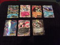 164 Pokémon Card Bundle (See Photos)