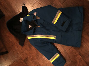 Winter Nomex Jacket with Hood