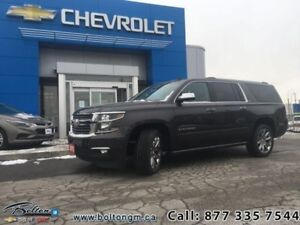 2015 Chevrolet Suburban 1500 LTZ  - Leather Seats - $409.31 B/W