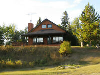 GORGEOUS LAKE ISLE COTTAGE WITH VIEW! $274,900