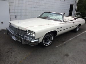 1975 Buick LeSabre Convertible Rust Free Motivated Seller