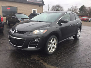 2010 Mazda CX-7 GT, backup cam,sunroof, leather, AWD!!!