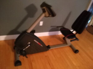 RECUMBENT CYCLE***REDUCED 225**