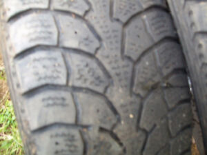 205/55/r16 snow  tires  FOR SALE
