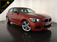 2013 63 BMW 118D M SPORT DIESEL 1 OWNER SERVICE HISTORY FINANCE PX WELCOME