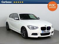 2013 BMW 1 SERIES M135i M Performance 3dr Step Auto