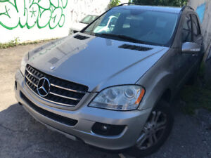 2009 Mercedes-Benz M-Class 350 4 matic SUV, Crossover