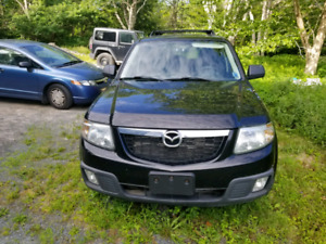 2008 awd v6 Mazda Tribute for parts swap or trade for atv or tt