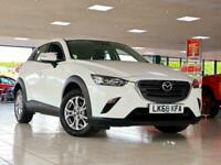 2018 Mazda CX-3 2.0 Se Nav + 5DR Suv Petrol Suv Petrol Manual