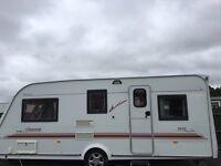 Caravan elddis odyssey 505