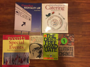 Hotel Management Books for sale