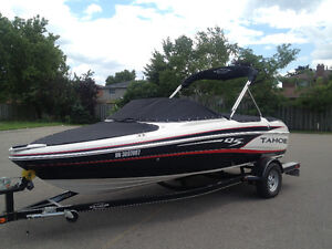 Mint Tahoe Q5i Ski Fish bowlder boat - Come see this Sunday!