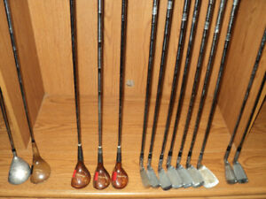 Mens LH Wilson X/31 Golf Set