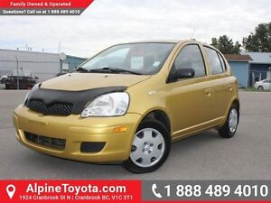 2005 Toyota Echo LE  Low Kms -  Hood Edge Deflector - Excellent