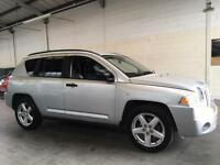 2009 Jeep Compass 2.4 Limited Station Wagon 4x4 5dr