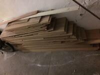 Leftover laminate flooring plenty and great condition